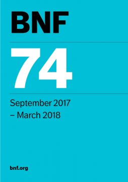 BNF 74 September 2017 - March 2018