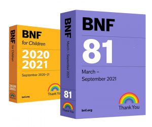 BNF and BNF for Children - essential medicines information